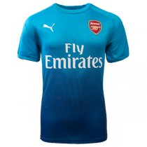 Arsenal 17/18 Away Soccer Jersey Shirt