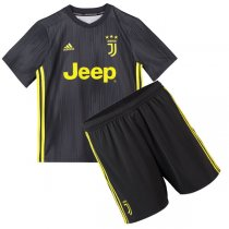 1819 Juventus Third Kid Jersey Kit