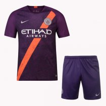 1819 Manchester City Third Soccer Jersey Men Kit