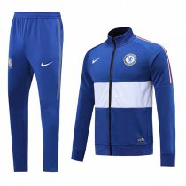 19-20 Chelsea Blue High Neck Jacket Kit