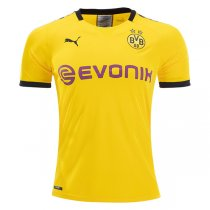 19-20 Borussia Dortmund Home Authentic Soccer Jersey(Player Version)