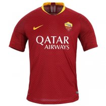 1819 Roma Home Authentic Soccer Jersey (Player Version)