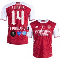 2020 FA Cup Final Arsenal Home Celebration Shirt(Player Version)