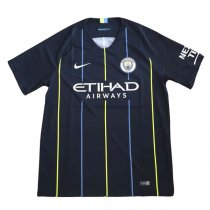 1819 Manchester City Away Soccer Jersey