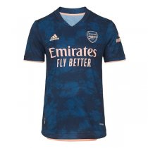 20-21 Arsenal Authentic Third Soccer Jersey (Player Version)