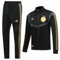19-20 Algeria Black&Gray Jacket Kit