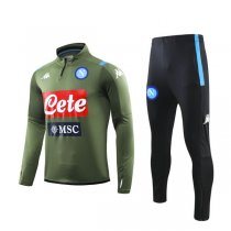 19-20 Napoli Army Green Training Suit