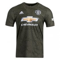 20-21 Manchester United Away Soccer Jersey