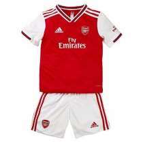 19-20 Arsenal Home Soccer Jersey Kids Kit