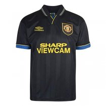 1992-1994 Manchester United Retro Away Soccer Jersey Shirt