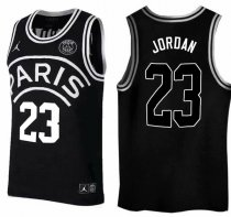 1819 Jordan X Paris Saint-Germain Flight Knit 23 Basketball Jersey