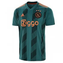 19-20 Ajax Away Soccer Jersey Shirt