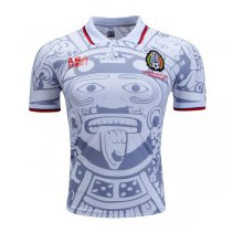 1998 World Cup Mexico Away Retro Jersey Shirt
