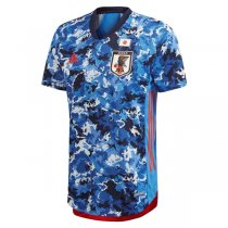 2020 Japan Authentic Home Soccer Jersey(Player Version)