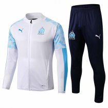 19-20 Marseille White Zebra Sleeve Jacket Kit