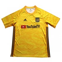 19-20 LAFC Yellow Goalkeeper Soccer Jersey