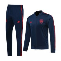 19-20 Arsenal Navy V-Neck Jacket Kit