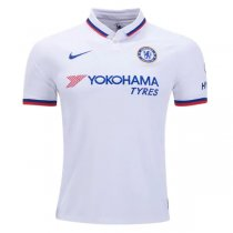 19-20 Chelsea Away White Soccer Jersey Shirt