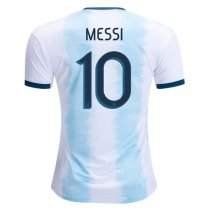 2019 Copa America Argentina Home Jersey MESSI #10