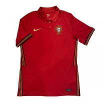2020 Euro Cup Portugal Home Soccer Jersey Shirt