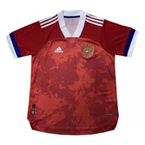 2020 Euro Cup Russia Home Authentic Jersey (Player Version)