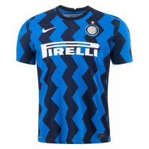 20-21 Intel Milan Home Authentic Soccer Jersey (Player Version)