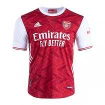 20-21 Arsenal Home Authentic Soccer Jersey (Player Version)