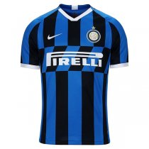 19-20 Intel Milan Home Soccer Jersey Shirt
