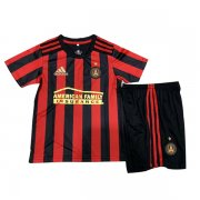 2019 Atlanta United Home Red&Black Children's Jersey