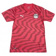 2019 Egypt Home Red Soccer Jersey Shirt