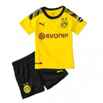 19-20 Borussia Dortmund Home Kids Kit