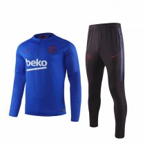 19-20 Barcelona Color Blue Training Suit