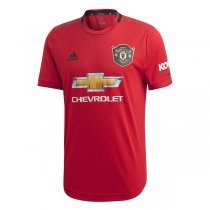 19-20 Manchester United Authentic Home Jersey(Player Version)