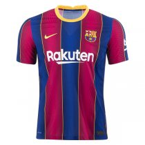 20-21 Barcelona Home Authentic Soccer Jersey (Player Version)