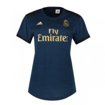 19-20 Real Madrid Away Women Jersey Shirt