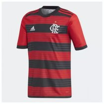 1819 CR Flamengo Home Soccer Jersey