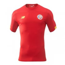 19-20 Costa Rica Home Soccer Jersey Red