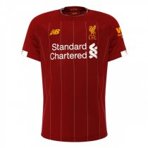 19-20 Liverpool Home Soccer Jersey Shirt