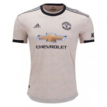 19-20 Manchester United Authentic Away Soccer Jersey(Player Version)