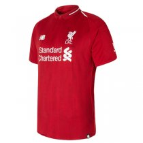 1819 Liverpool Home Soccer Jersey Shirt