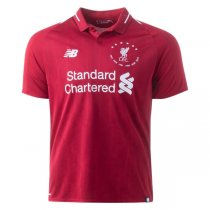 19-20 Liverpool Six Times UCL Champion Collection Jersey Home