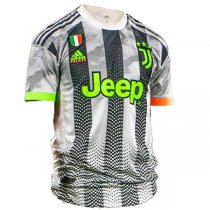 19-20 Juventus Palace Fourth Soccer Jersey Shirt