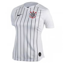 19-20 Corinthians Home White Women Shirt