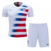 2018 USA Home Kit Jersey For Men