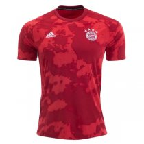 19-20 FC Bayern Munich Red Pre-Match Training Jersey