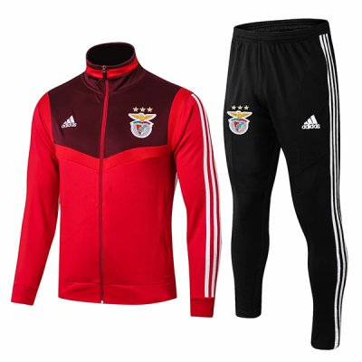 19-20 Benfica Red High Neck Jacket Kit