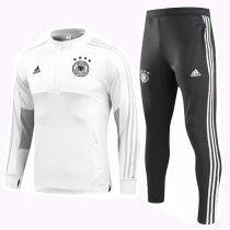 2018 Germany World Cup White Tracksuit