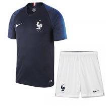 2018 France World Cup Home Kit For Men