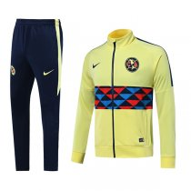 19-20 Club American Yellow High Neck Jacket Kit