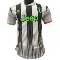 19-20 Juventus Palace Fourth Soccer Jersey Shirt(Plyaer Version)